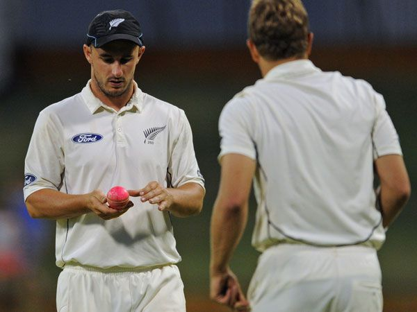 Tweak of tactics for day-night Tests: NZ