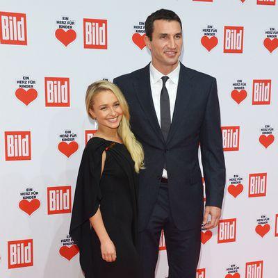 Hayden Panettiere andWladimir Klitschko