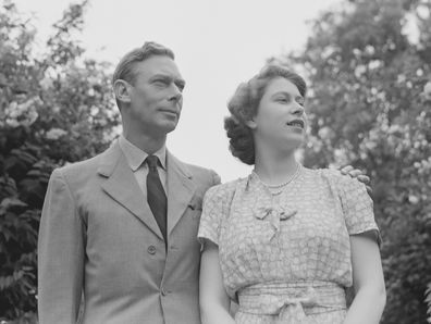 Queen and King George VI