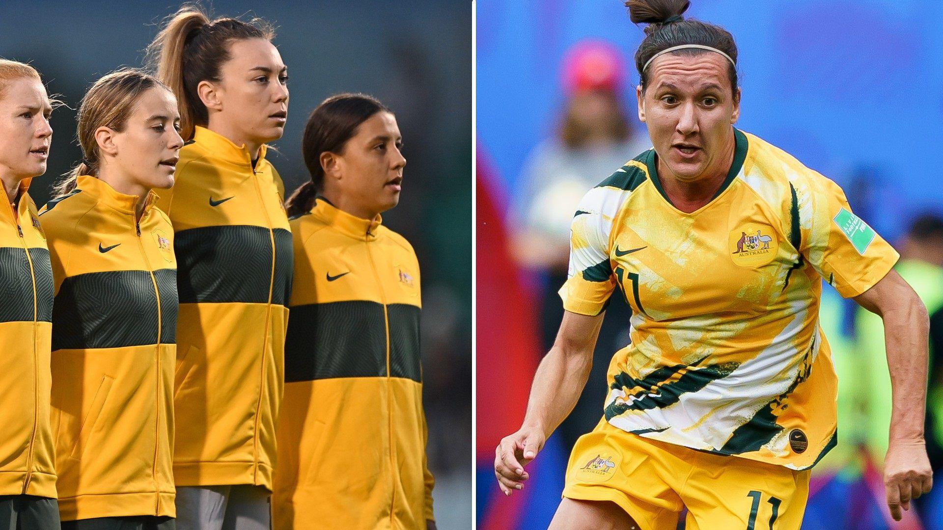 Matildas current stars address allegations made by Lisa De Vanna