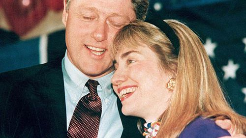 Bill Clinton still has a mistress: book