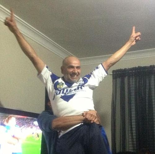 Khaled Khayat is one of the two men in custody in Sydney over the foiled terror plot. (Supplied)