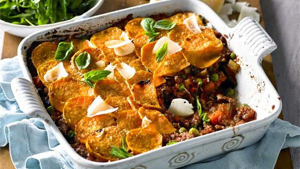 Middle Eastern style cottage pie_recipe