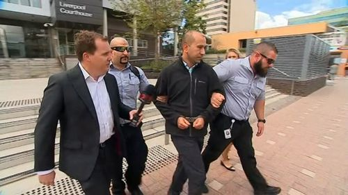A suspended Uber driver has appeared in court charged with raping a North Bondi teenager.