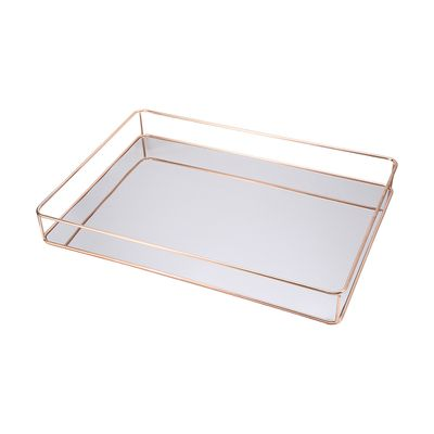 "<a href=""http://www.kmart.com.au/product/mirror-serving-tray/1768861"" target=""_blank"">Kmart Mirror Serving Tray, $12.</a>"