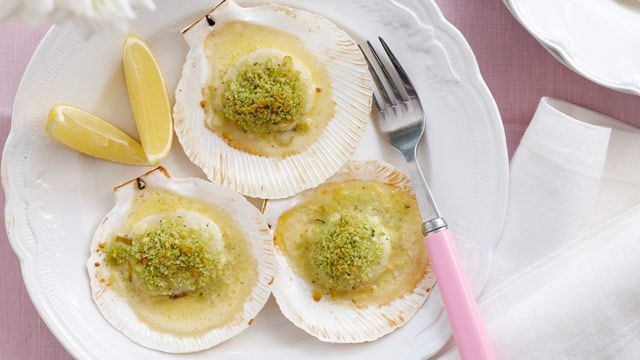 Cheat's coquilles St Jacques