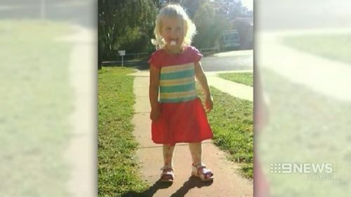 'Discovery of fingerprints' led police to body of Victorian toddler Nikki Francis-Coslovich