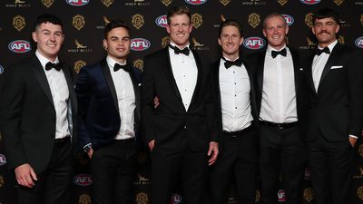 Ollie Wines' hilarious takedown of 'best mate' successful  superb  speech