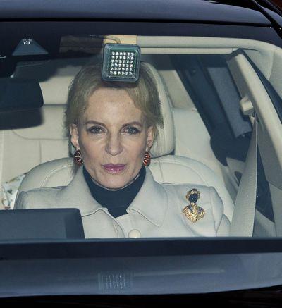 Princess Michael of Kent's 'Blackamoor' brooch