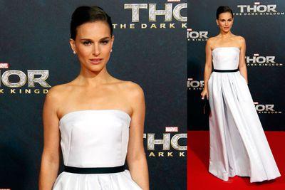<i>Thor</i> star Natalie Portman.