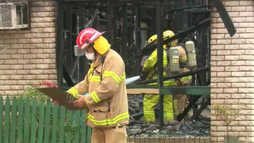 Investigations into the cause of the blaze continue. (9NEWS)
