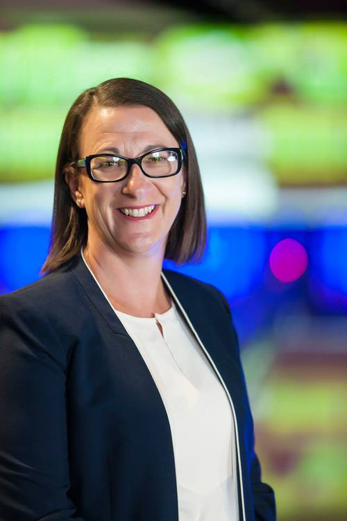 Nicole Noye will take over as acting CEO of Theme Parks. Picture: Facebook