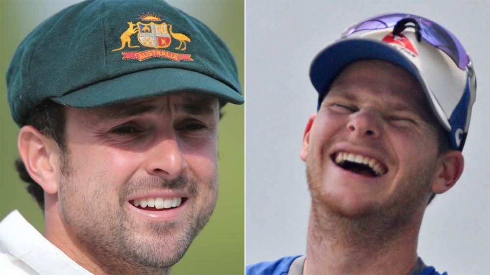 Australia cricket captain Steve Smith backs Ed Cowan Sheffield Shield snub