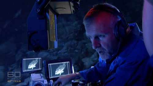 Cameron is an accomplished ocean explorer, a passion that predates his filmmaking. (60 Minutes)