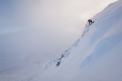 <strong>7. Skiing up, snowboarding down &ndash; Sunnm&oslash;re Alps, Norway</strong>