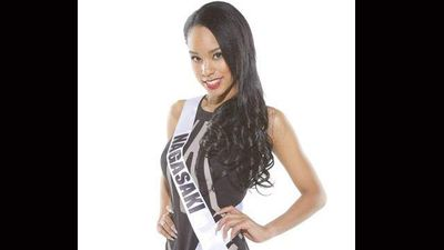 "Although the model and bartender's mixed-race appearance was appealing enough for her to take the tiara, it has been a point of objection for some members of Japanese society who possess more <i>pure</i> ideas about who should represent their nation in the Miss Universe contest. <p></p><p> ""Even though she's Miss Universe Japan, her face is foreign no matter how you look at it!"" one person wrote of Miyamoto. </p><p> </p>"