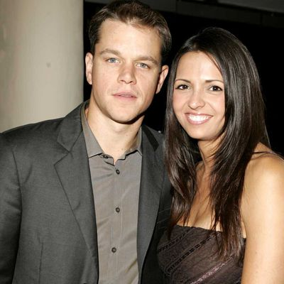 Matt Damon: 2005