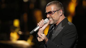 George Michael performing in September 2012. (AAP)