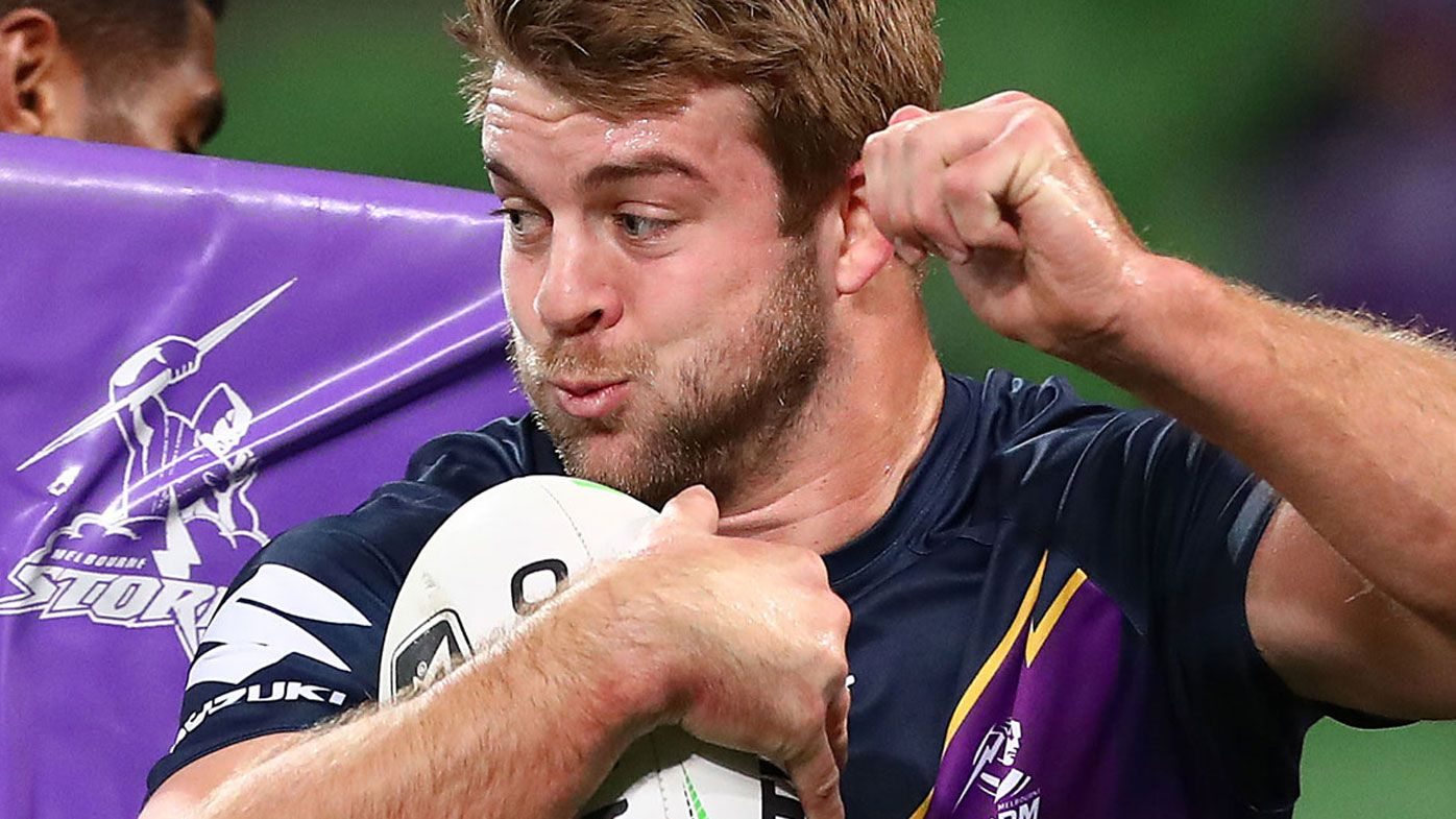 Melbourne Storm star Christian Welch stood down over bubble breach
