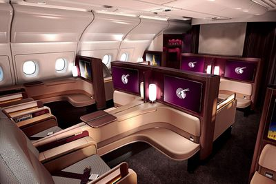 <strong>Qatar Airways</strong>