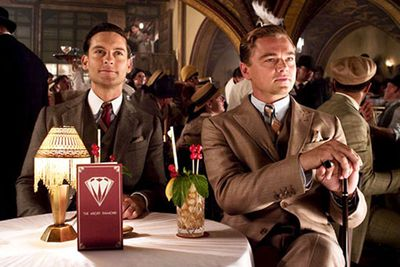 """""""The parties were bigger. The morals were looser and the liquor was cheaper.""""<br/><i>The Great Gatsby</i> appeared in our most anticipated list for 2012, but the release date was brought forward. Now we have to wait until May to see this Australian-made adaptation of <i>F. Scott Fitzgerald</i>'s classic novel about the mysterious party man Jay Gatsby (<b>Leonardo DiCaprio</b>). Directed by the master of glitz and glamour <i>Baz Luhrmann</i>, let's just hope that it's more like his <i>Romeo & Juliet</i> than his underwhelming <i>Australia</i>."""
