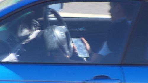A Current Affair's cameras caught multiple instances of bad behaviour on the road, including texting while driving.