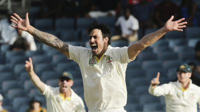 Mitchell Johnson English batsmen will still be having nightmares about their last encounter with moustachioed left-armer Mitchell Johnson.   The target of crowd barbs in the past, Johnson banished all his demons with one of the all-time great series two summers ago, snaring 37 wickets.   Perhaps even more important than his scalps was the manner in which he went about his business, striking fear with short spells of hostile fast bowling.