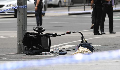 A baby was among the six killed in the attack.