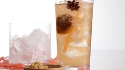 <strong>Spiced Dark and Stormy</strong>