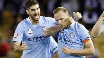 VAR call slammed as City claims derby