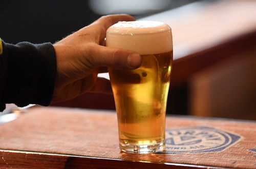 the drop in beer consumption has been the main driver for falling alcohol consumption.