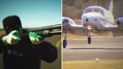 How great outback plane heist went wrong