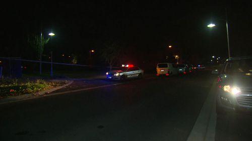 Stabbed, dead body found Melbourne street