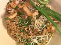 Pad Thai - BEN THOMAS, SAILORS THAI