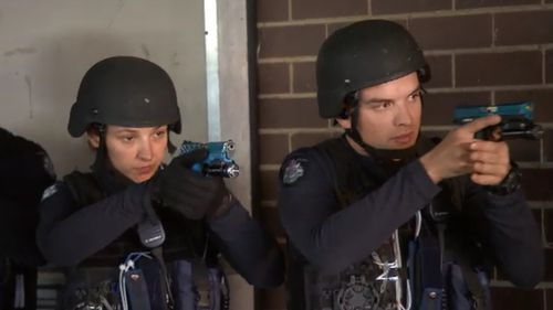 The role of CIRT is essential to deal with the most dangerous criminals. (9NEWS)