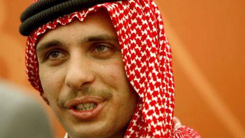 Hamzeh bin al-Hussein had pledged his loyalty to the King.