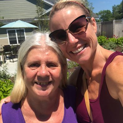 moment woman with dementia recognises daughter