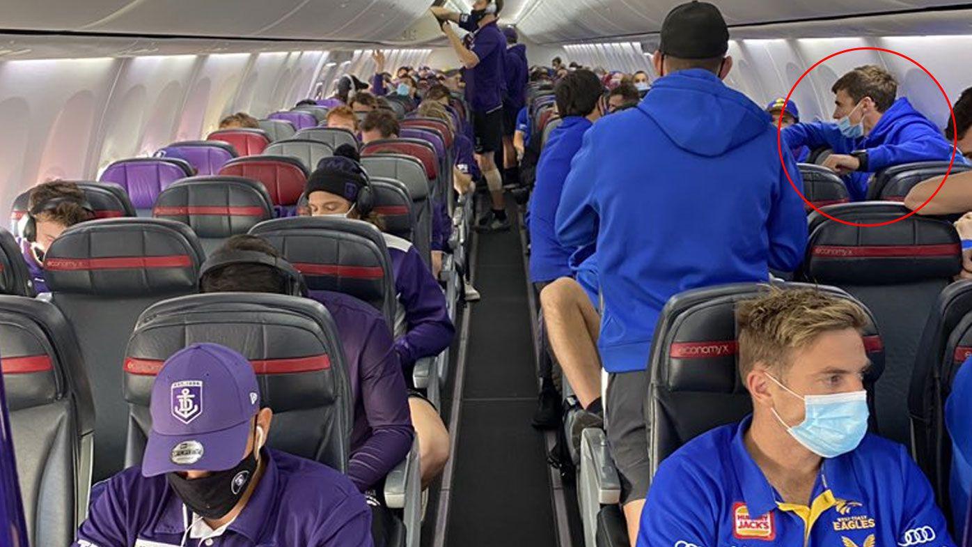 West Coast CEO Trevor Nisbett defends Jamie Cripps after 'momentary lapse' on charter flight