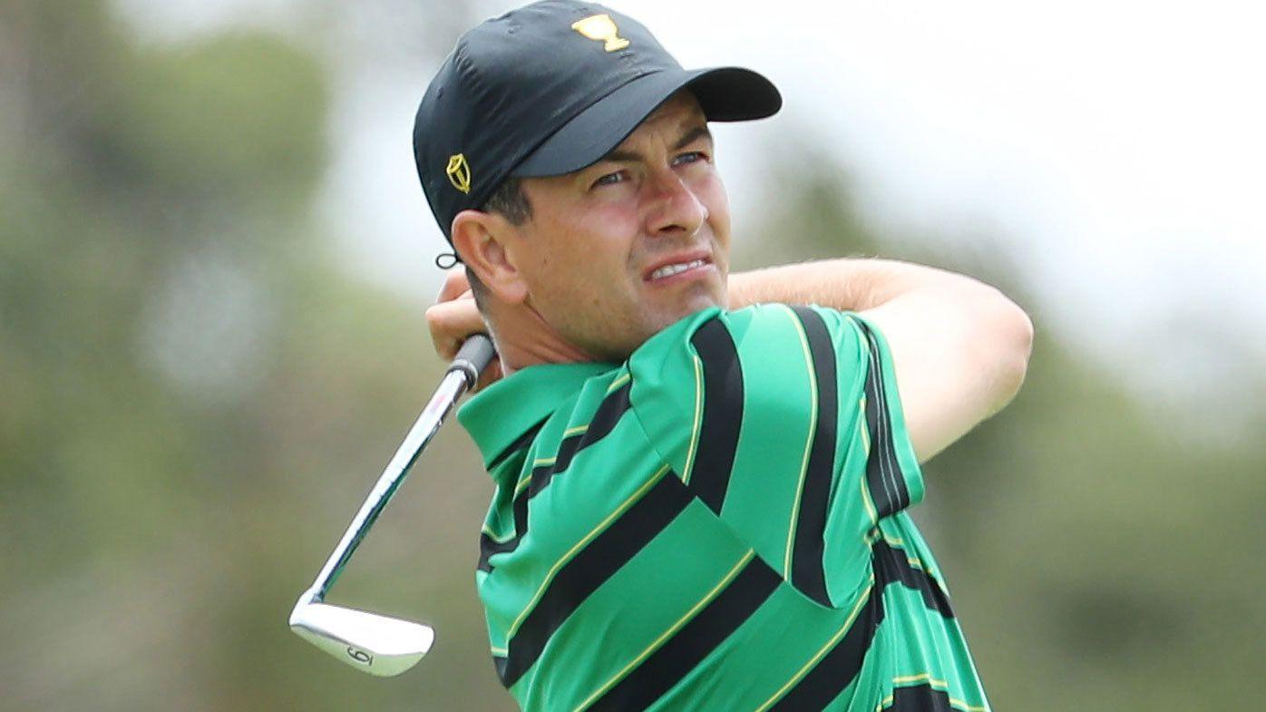 Adam Scott positive for COVID-19, Aussie golf hero withdraws from PGA Tour event