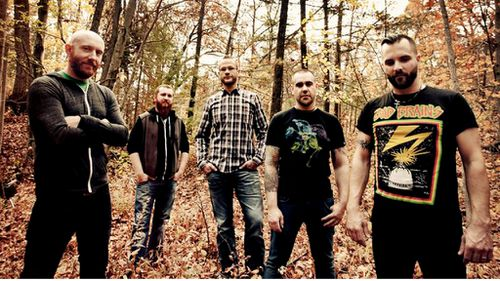 Killswitch Engage. Adam is the third from the left. (killswitchengage.com)