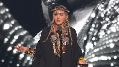 Madonna responds to Aretha Franklin tribute backlash