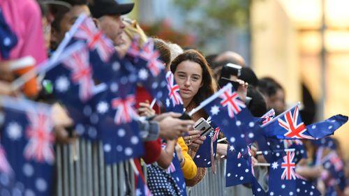 190425 Anzac Day dawn services Australia commemoration