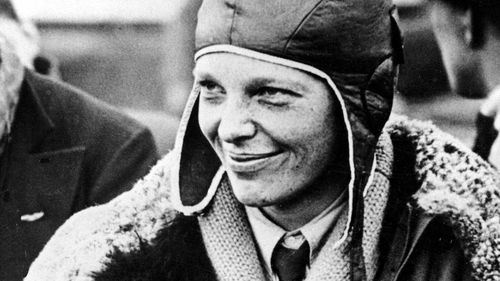 Amelia Earhart had become a flying celebrity when she vanished in 1937.