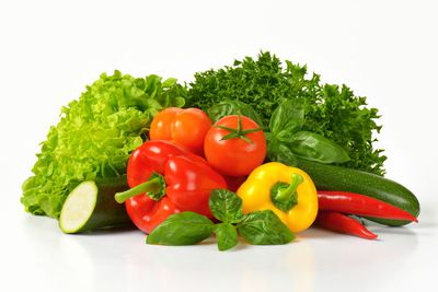 Keep eating: Vegetables