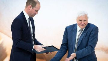 Sir David Attenborough has warned humanity needs a global plan to ensure the future world is one with access to clean and water, unlimited energy and sustainable fish stocks.