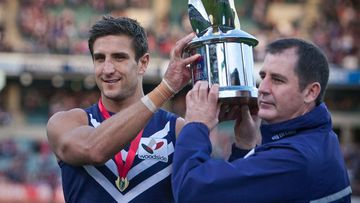 Eagles disappointed Fremantle ended derby medal 'tradition'