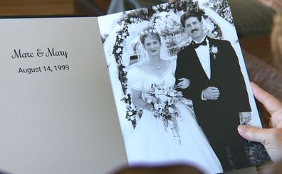 Photographer remakes wedding album for couple who lost home in California wildfires