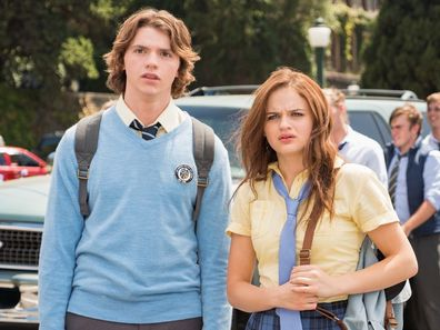 Scene from The Kissing Booth