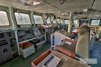 <strong>Abandoned Frigate HMS Plymouth</strong>