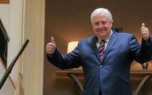 WA Premier lodges defamation counter-claim against billionaire Clive Palmer